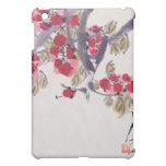 El albaricoque florece los casos del iPad