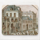 El alboroto de Reveillon de abril de 1789 Mousepad