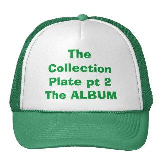 El ÁLBUM de la pinta 2The de la placa de colección Gorro