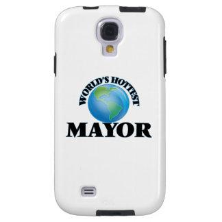 El alcalde más caliente del mundo