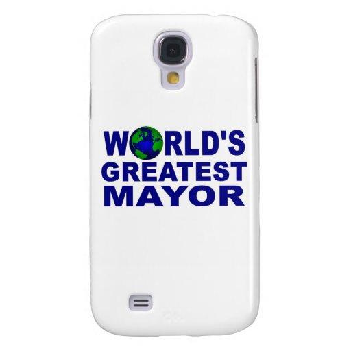 El alcalde más grande del mundo funda para galaxy s4