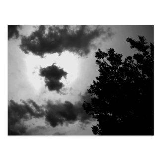 el alcanzar para la postal del cielo