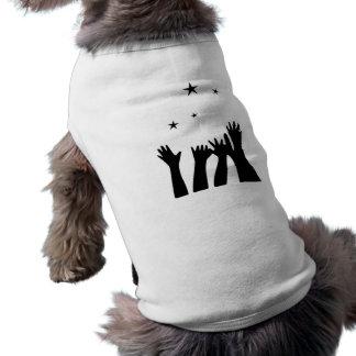 El alcanzar para las estrellas ropa perro