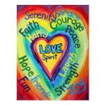 El alcohol del corazón del arco iris redacta la po