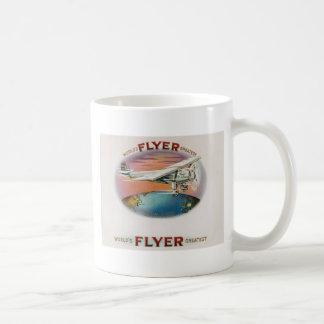 El alcohol más grande del vintage del aviador del taza