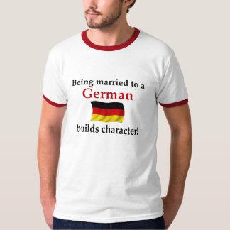 El alemán construye el carácter playera