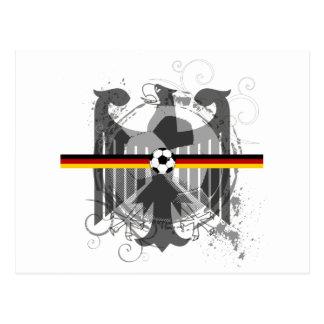 El alemán del fútbol de Eagle aviva los regalos y Postal