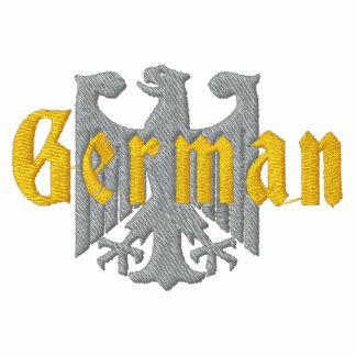 El alemán Eagle bordó la camiseta