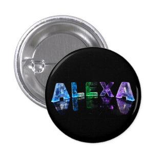 El Alexa conocido en luces Pin