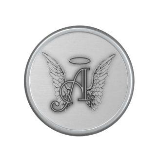 El alfabeto del ángel este último inicial se va altavoz