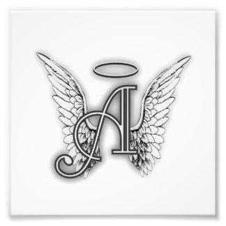 El alfabeto del ángel este último inicial se va foto