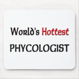 El algólogo más caliente de los mundos alfombrilla de ratón