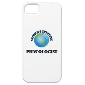 El algólogo más grande del mundo iPhone 5 carcasa