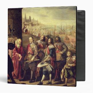 El alivio de Génova, 1528, c.1634-35 (aceite en