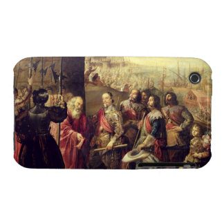 El alivio de Génova, 1528, c.1634-35 (aceite en Case-Mate iPhone 3 Carcasa