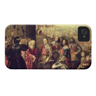 El alivio de Génova, 1528, c.1634-35 (aceite en Case-Mate iPhone 4 Protectores