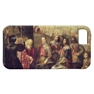 El alivio de Génova, 1528, c.1634-35 (aceite en iPhone 5 Funda