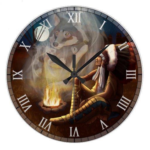 El alma acopla el reloj