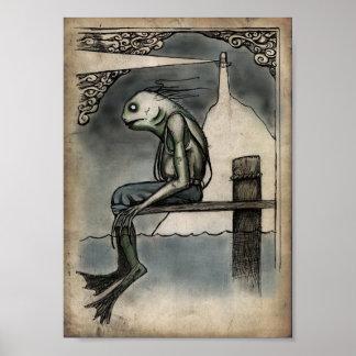 El alma de su Jonah Poster