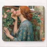 El alma del color de rosa, 1908 alfombrillas de raton