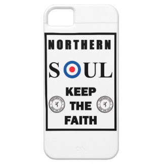 El alma septentrional guarda el bailarín y la iPhone 5 protectores