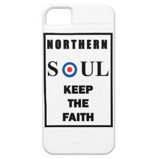 El alma septentrional guarda el diseño de la iPhone 5 Case-Mate protectores