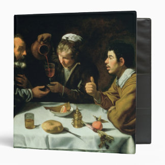 "El almuerzo, 1620 carpeta 1 1/2"""