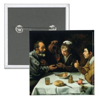 El almuerzo, 1620 pin cuadrado