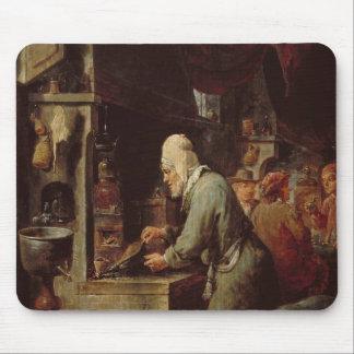 El alquimista tapete de raton
