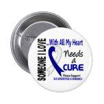 El ALS necesita una curación 3 Pins