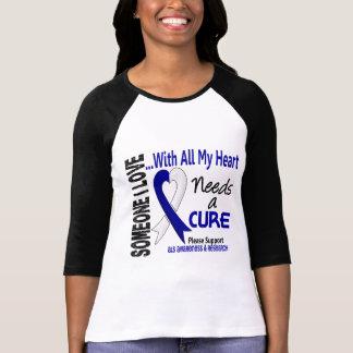 El ALS necesita una curación 3 Poleras