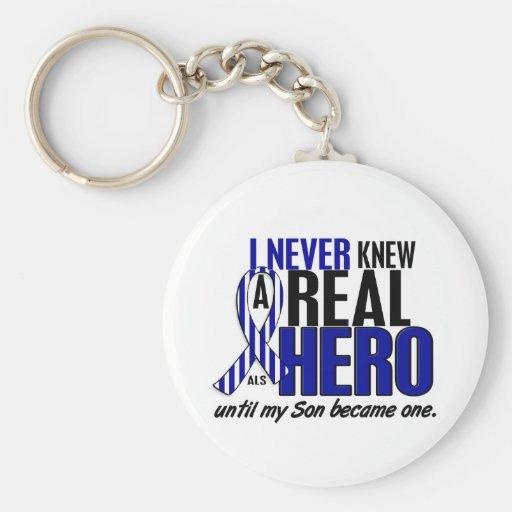 El ALS nunca conocía a un hijo del héroe 2 Llavero