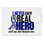 El ALS nunca conocía a un hijo del héroe 2 Tarjeton