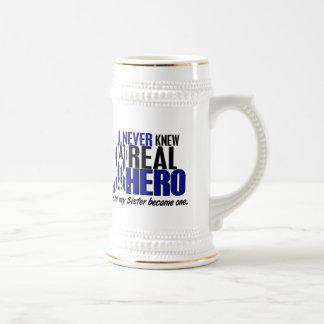 El ALS nunca conocía a una hermana del héroe 2 Taza De Café