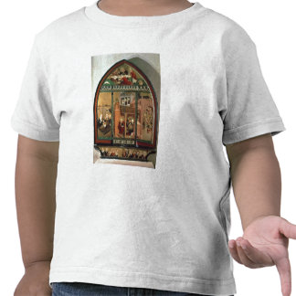 El Altarpiece de Tiefenbronn (cerrado) 1432 Camiseta