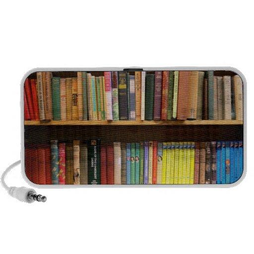 El altavoz del aficionado a los libros
