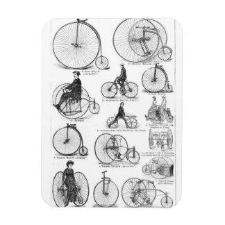 El alto Biking del ciclo del comino del penique Iman Flexible