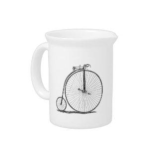 El alto Biking del ciclo del comino del penique Jarron