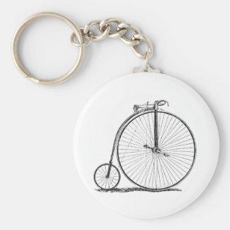 El alto Biking del ciclo del comino del penique Llavero Redondo Tipo Pin
