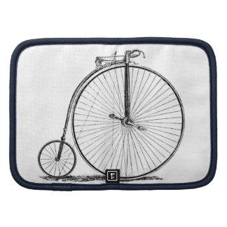 El alto biking del ciclo del comino del penique organizador