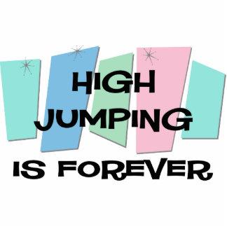 El alto salto es Forever Esculturas Fotograficas