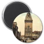 El Altportel, Speyer, el Rin, Alemania Pho raro Iman Para Frigorífico