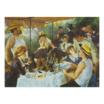 El alumerzo, por Pierre-Auguste Renoir Impresiones
