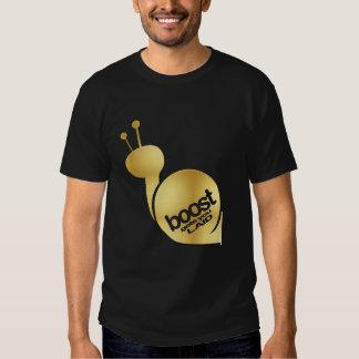 El alza le consigue puesto - caracol del oro camisas