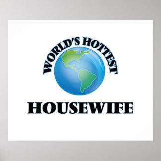 El ama de casa más caliente del mundo poster