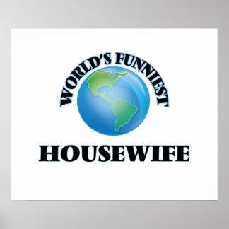 El ama de casa más divertida del mundo impresiones