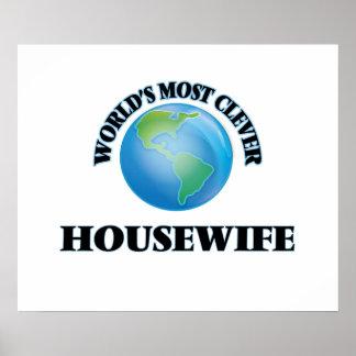 El ama de casa más lista del mundo posters