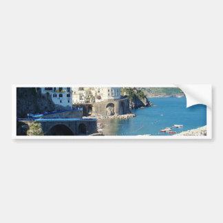 El Amalfi Vista Pegatina Para Auto