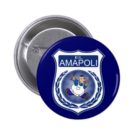 El Amapoli- back regular button