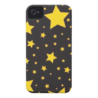 el amarillo protagoniza las cajas intrépidas de iPhone 4 cárcasas
